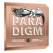 Ernie Ball EB2078 Paradigm Acoustic Strings Coated
