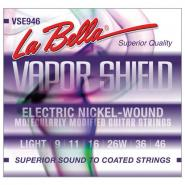 La Bella Vapor Shield Electric CL VSE946 Saitensatz