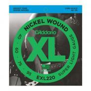 D'Addario EXL220 Electric Bass Strings