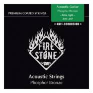 Fire&Stone 665600 Acoustic Strings Coated