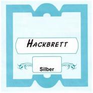 Hackbrett Einzelsaite A3 Silber umsponnen
