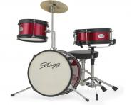 Stagg TIM JR 3/12B RDJunior Drumset