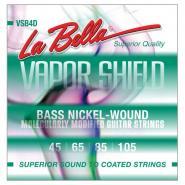 La Bella Vapor Shield E-Bass VSB4D Strings