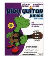 Langer PLAY GUITAR Junior mit Schildi