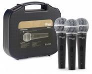 Stagg SDM50-3 Mikrofon Bundle