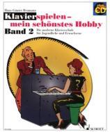 Heumann, H.-G. Klavierspielen mein schönstes Hobby - Band 2