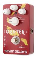 Caline CP-37 Drifter Multi Delay Pedal