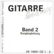 Gitarre live & easy  CD's