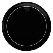 """REMO ES-0614-PS Drum Head 14"""" Remo Pinstripe Ebony"""