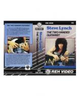 DVD / VHS  Steve Lynch  The Two-Handed Guitarist