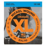 D'Addario EXL110 Saitensatz E-Gitarre Regular Light