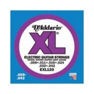 D'Addario EXL120 SL Saitensatz E-Gitarre