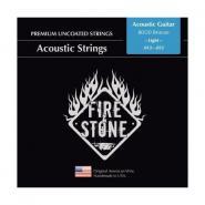 Fire&Stone 665480 Acoustic Strings Light