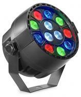 SLI-ECOPAR XS-2 Spot mit 12x 1Watt R/G/B/W LED