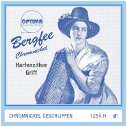 Bergfee Zither Griffsaite D Optima 1254.H