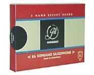 Gonzalez Reeds Sopran-Saxophon 3.25 (pro Paar)