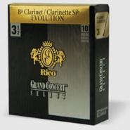 Rico Grand Concert Evolution Bb-Klarinette 3.5 (10er Box)