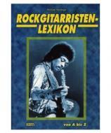 Rockgitarristenlexikon von A-Z