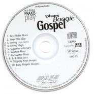 Blues Boogie Gospel CD   Wolfgang Fiedler