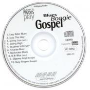 Blues Boogie Gospel CD   Wolfgang Fiedler