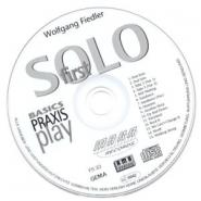 first Solo CD  Wolfgang Fiedler