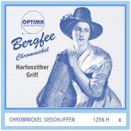 Bergfee Zither Griffsaite C Optima 1256.H