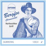 Bergfee Zither Griffsaite A Optima 1240.H