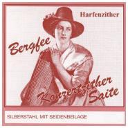 Bergfee Zither Basssaite es-13 Optima 1221.13