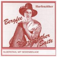 Bergfee Zither Kontra-Saite B-32 Optima 1221.32