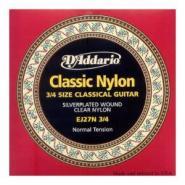 D'Addario EJ27N-3/4 Classic Strings