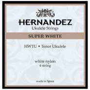 Hernandez HWTU Super White Tenor Ukulele Saiten