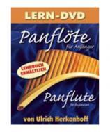 Herkenhoff, U.  Lern DVD Panflöte für Anfänger
