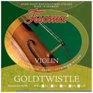 Fisoma F1002 2A mT Violinsaite Goldwistle
