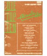 Aktuelle Hits - Die Top Ten 7 - Klavier