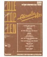 Aktuelle Hits - Die Top Ten 3 - Klavier