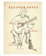 Kingsley, V. Folk Songs  Gesang & Gitarre