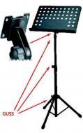 Gewa Stands Orchesterpult schwarz 900750