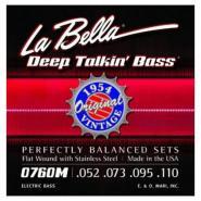 La Bella Original 1954 Flatwound Electric Bass Strings