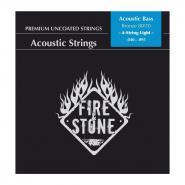 Fire&Stone 669640 Akustik Bass Strings