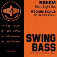 Rotosound SM66 Electric Bass Strings