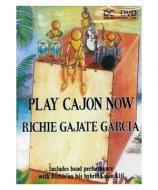 Play Cajon Now   Gajate Garcia Richie