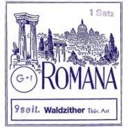 Romana Saitensatz für Thüringer Waldzither