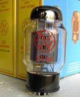 KT66 JJ Electronic NF-Verstärker-Röhre / Audio Power Tubes