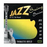 Thomastik JS112 Saitensatz Jazzgitarre Flatwound
