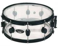 """PDP by DW Acryl Snare 14 x 5"""" clear"""
