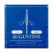 Einzelsaite D-4 Klassikgitarre Augustine Blue D-4th