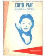 Edith Piaf  Memorial Album