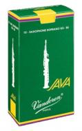 Vandoren Blatt JAVA 2.5 Sopransax