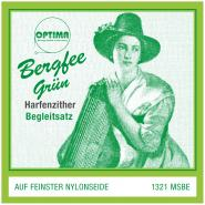 Optima 1321.MSBE Bergfee Zither Begleit-Saitensatz