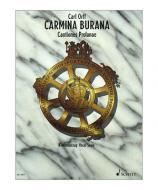 Orff, C.  Carmina Burana - Klavierauszug